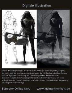 Zeichenkurs digitale Illustration